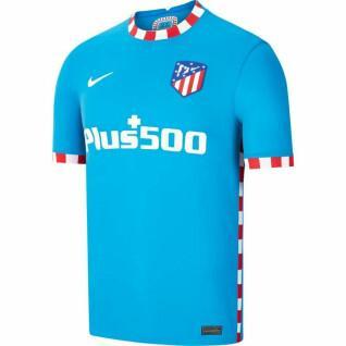 Tercera camiseta Atlético Madrid 2021/22