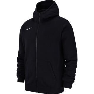 Chaqueta con capucha Nike junior del club del equipo