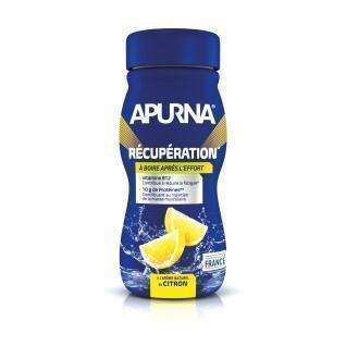Lote 12 bebidas de recuperación Apurna Citron – 300ml