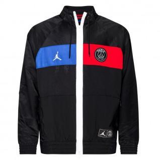 PSG chaqueta x Jordan Follows