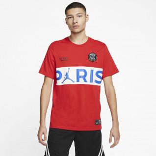 Camisa PSG x Jordan Wordmark