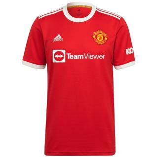 Camiseta de casa Manchester United 2021/22