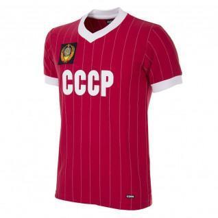 Camiseta retro de la URSS del Mundial de 1982
