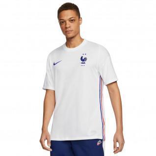 Camiseta de exterior de Francia 2020