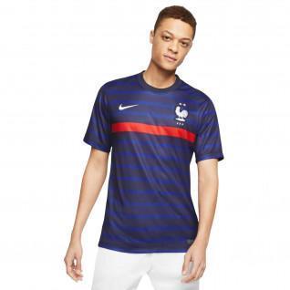 Camiseta de casa de Francia 2020