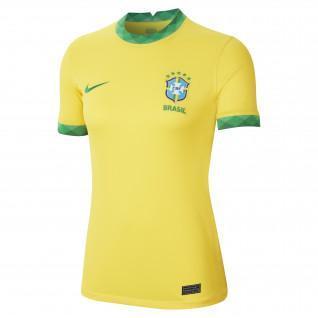 Camiseta de Brasil mujer local 2021