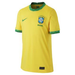Jersey de la casa de los niños Brésil 2020
