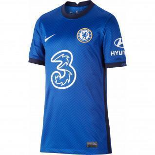 Camiseta de casa del Chelsea 2020/21 para niños