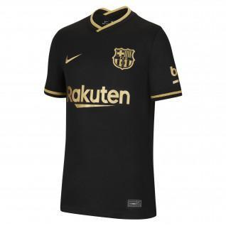 Camiseta exterior junior Barcelona 2020/21