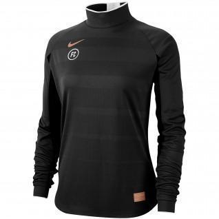 Nike Mujer sudadera FC Dri-Fit