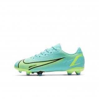 Zapatos para niños Nike Mercurial Vapor 14 Academy FG/MG