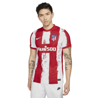 Camiseta auténtica del Atlético de Madrid 2021/22