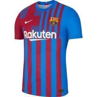 Jersey de la casa de los niños FC Barcelone 2021/22