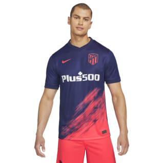 Jersey de exterior Atlético Madrid 2021/22