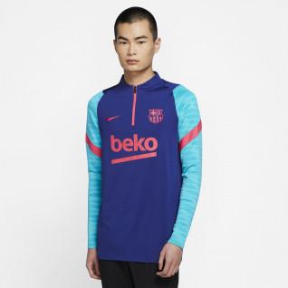 Top entrenamiento FC Barcelona Huelga 2020/21