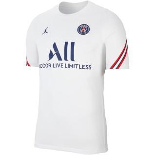 camiseta de entrenamiento del psg dynamic fit strike 2021/2022