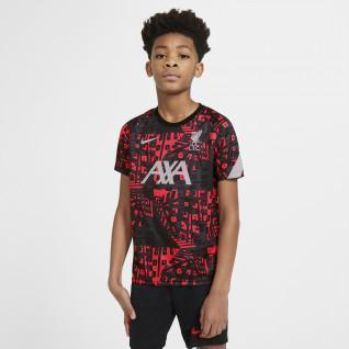 Camiseta LiverpoolDry Junior 2020/21