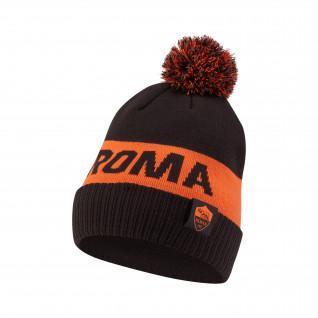 Gorra de pompón AS Roma 2020/21