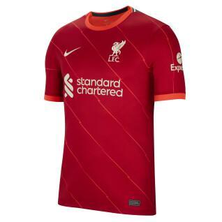 Camiseta de casa del Liverpool FC 2021/22