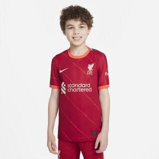 Camiseta de casa del Liverpool FC 2021/2022