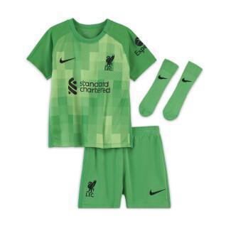 Juego de protección para bebés Liverpool FC 2021/22