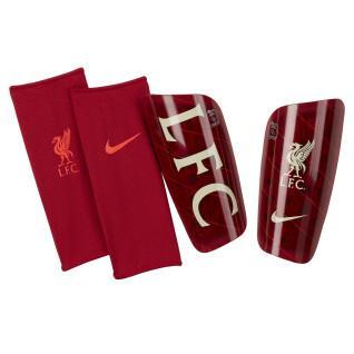Espinilleras Liverpool FC Mercurial Lite