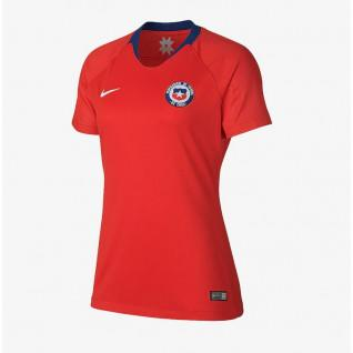 Camiseta de casa de mujer Chili 2019