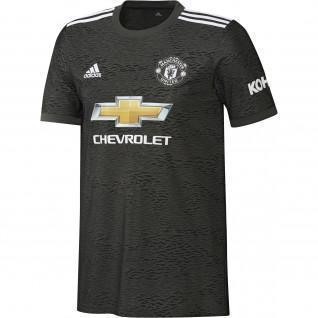 Camiseta de exterior del Manchester United 2020/21