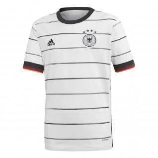 Camiseta de portero de casa para niños Allemagne 2020