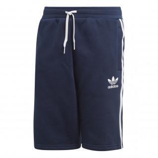 Pantalones cortos adidas Fleece para niños