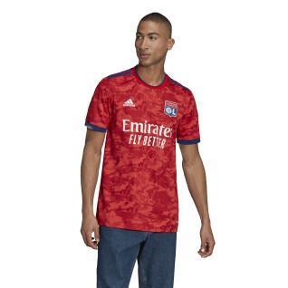 Camiseta exterior ol 2021/22