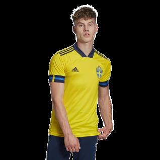 Camiseta de casa Suecia 2020