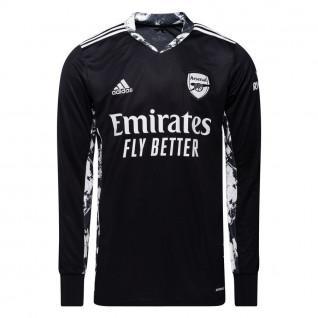 Camiseta de portero del Arsenal 2020/21 para niños