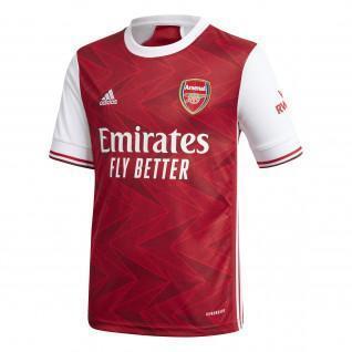 Camiseta de casa del Arsenal 2020/21