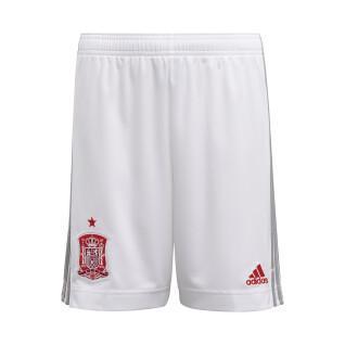 Pantalones cortos para niños Espagne Euro 2020