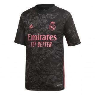 Tercera camiseta del Real Madrid 2020/21 para niños