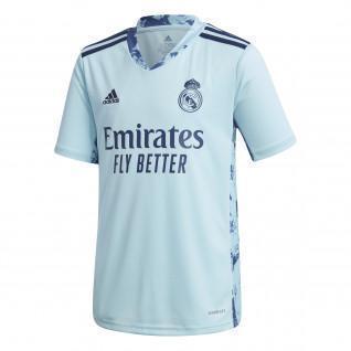 Camiseta de portero del Real Madrid 2020/21