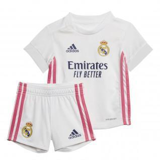 Mini Kit Real Madrid 2020/21 hogar
