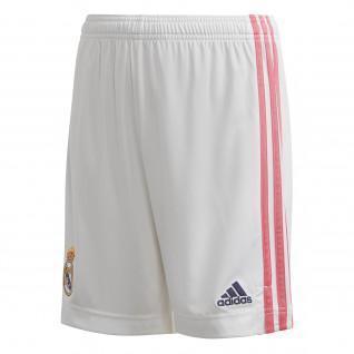 Real Madrid 2020/21 Junior Home Short