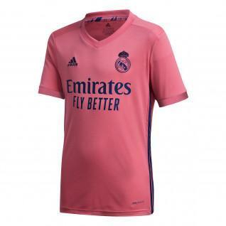Maillot de exterior para niños Real Madrid 2020/21