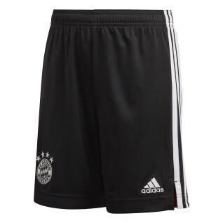 Bayern 2020/21 tercer pantalón corto juvenil