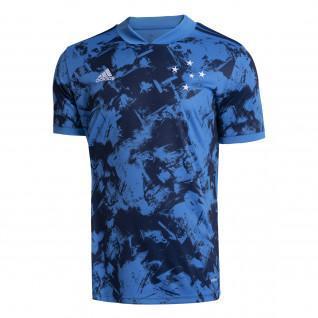 Tercera camiseta cruzeiro 2020/21