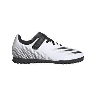 Zapatillas de niño adidas X Ghosted.4 TF