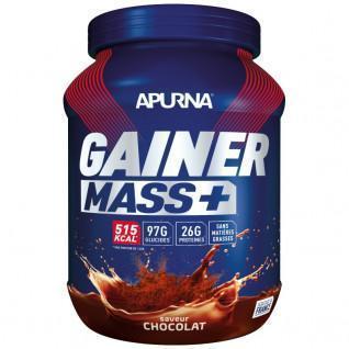 Olla Apurna Gainer Mass Plus - Chocolat - 1.1 Kg