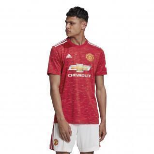 Camiseta de casa del Manchester United 2020/21