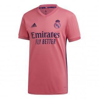 Camiseta exterior del Real Madrid 2020/21