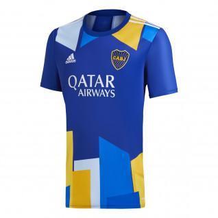 Tercera camiseta de Boca Junior 2021/22
