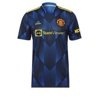 Tercera camiseta Manchester United 2021/22
