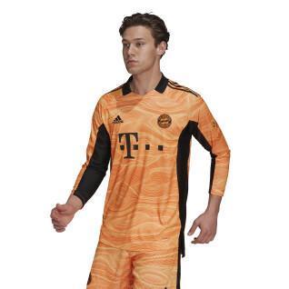 camiseta de portero del fc Bayern Munich 2021/22