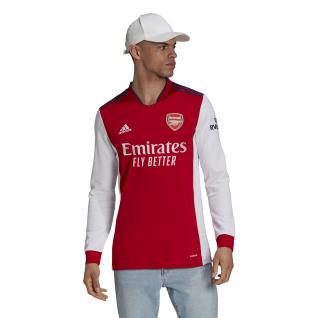 Camiseta de manga larga para el hogar Arsenal 2021/22